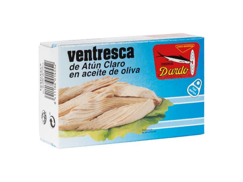 VENTRESCA DE ATÚN CLARO