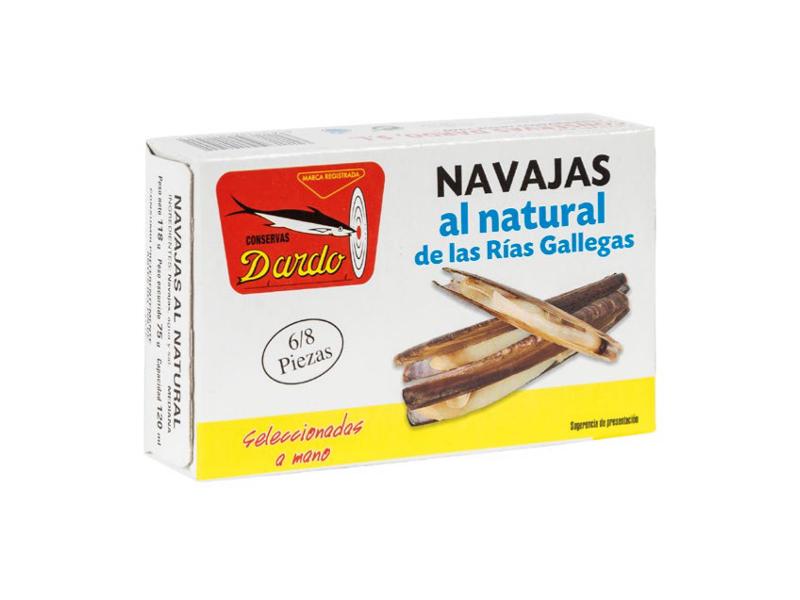 NAVAJAS AL NATURAL
